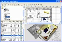 Konfigurator Interieru Sweet Home 3d Cj Zdarma Kitchen Design Software Free Online Home Design Bathroom Design Tool