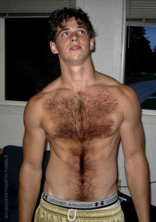 sexy man hung naked balls