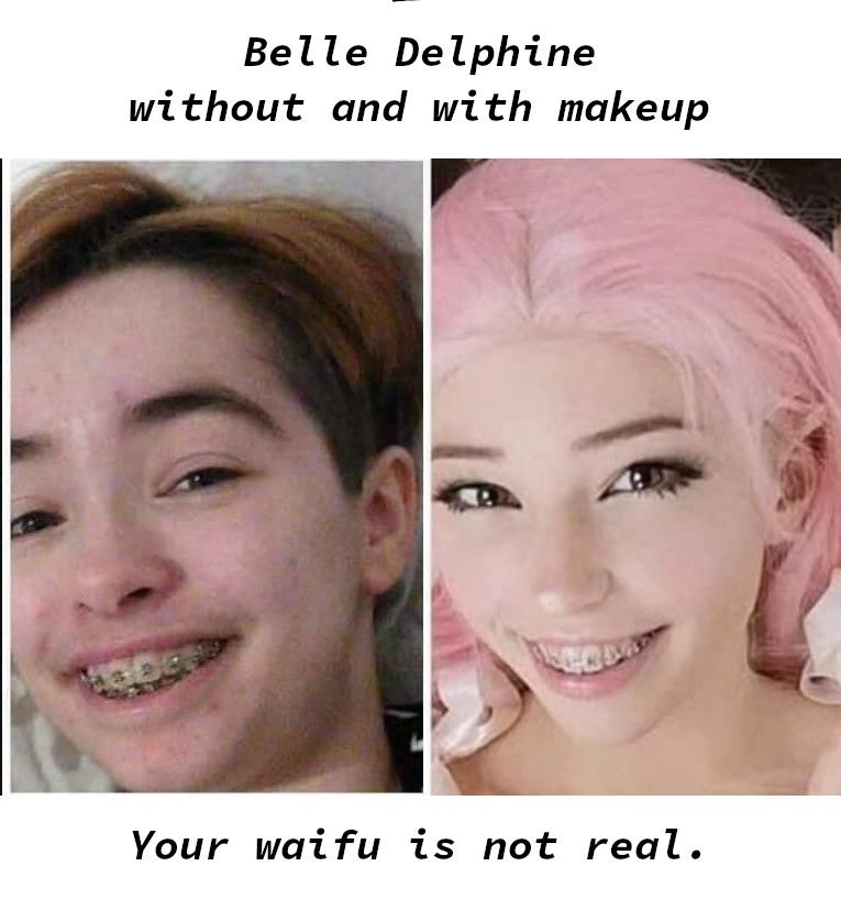 Belle Delphine Page 4 in 2020 Beauty inspiration