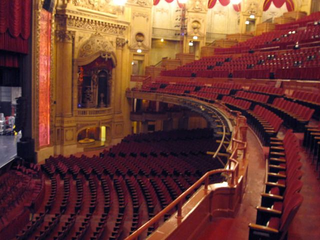 Chicago Theatre In Chicago Il Cinema Treasures Art House Movies Chicago Art Chicago