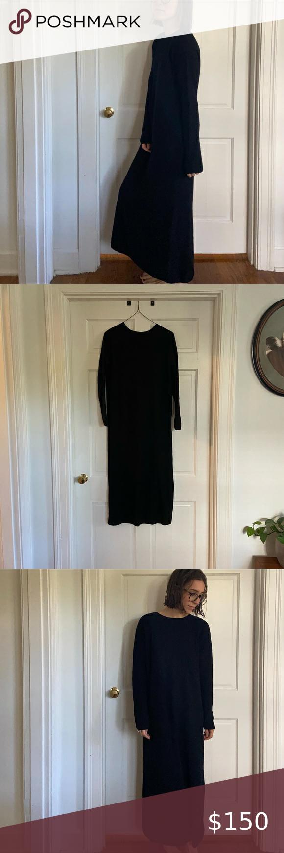 Hatch Cozy Waffle Dress Dresses Knit Dress Cozy [ 1740 x 580 Pixel ]