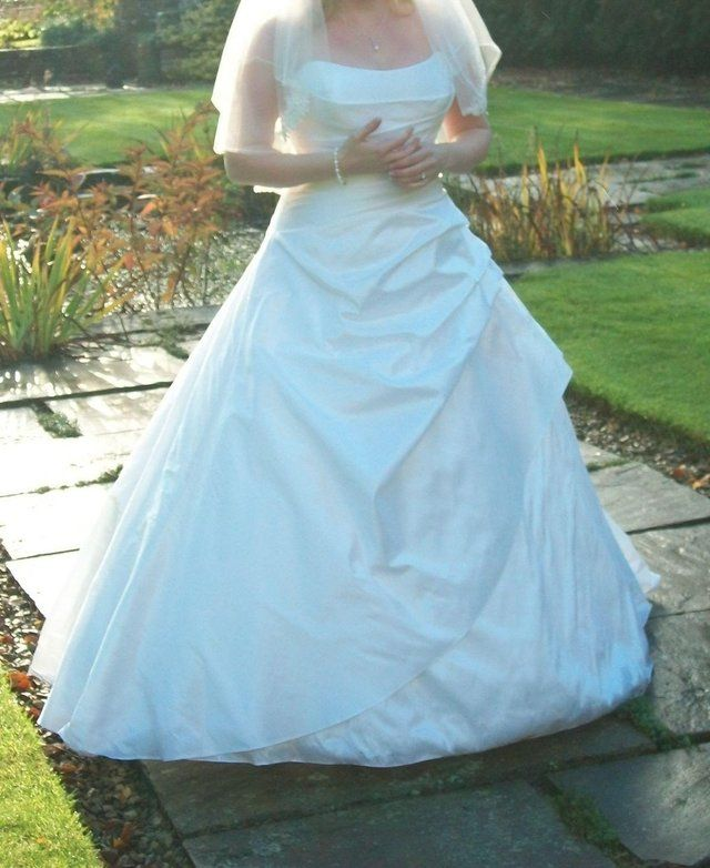 WEDDING DRESS BY SUZANNE NEVILLE for sale | final dress decision 3 ...
