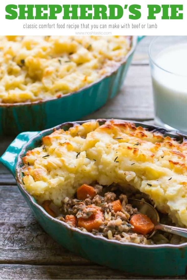 Authentic Shepherds Pie Recipe One Of My Top Recipes And