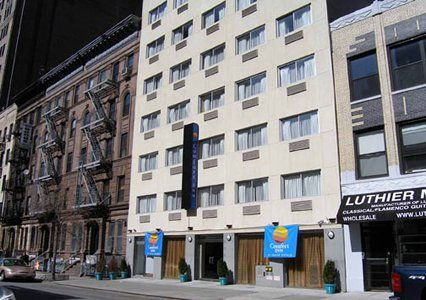 Comfort Inn Times Square West Hotel 343 W 44th Street New York Ny New York Hotels Trip Advisor Times Square
