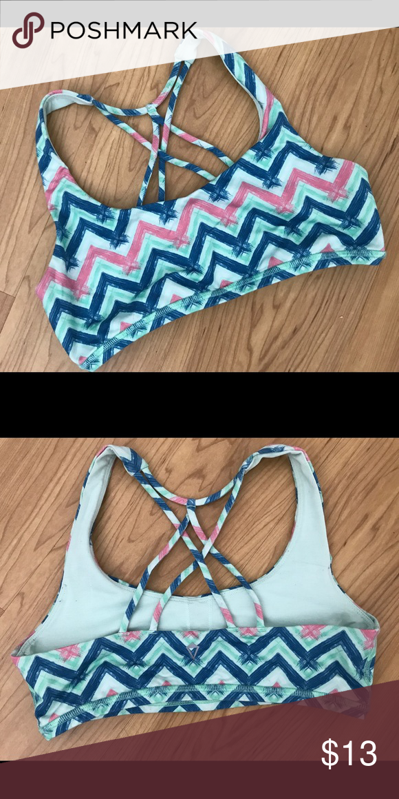 5a65b49d5f Ivivva Sports Bra Size 12 Adorable ivivva sports bra in good condition  Ivivva Shirts   Tops