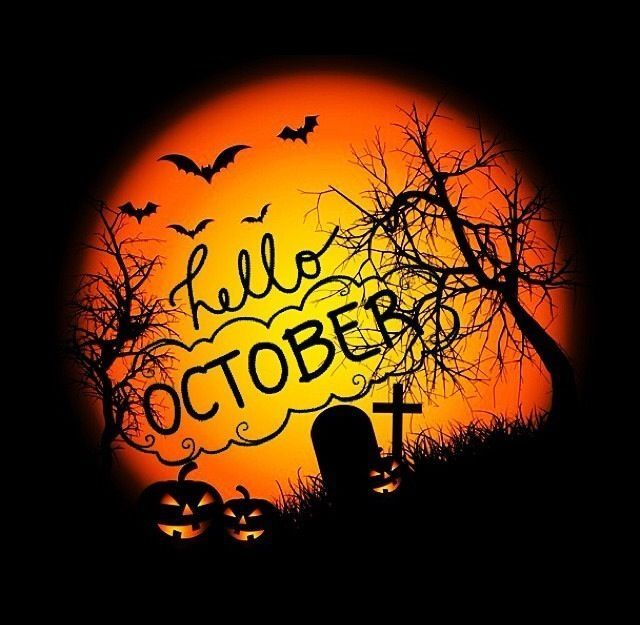 Hello October Images | Hello October