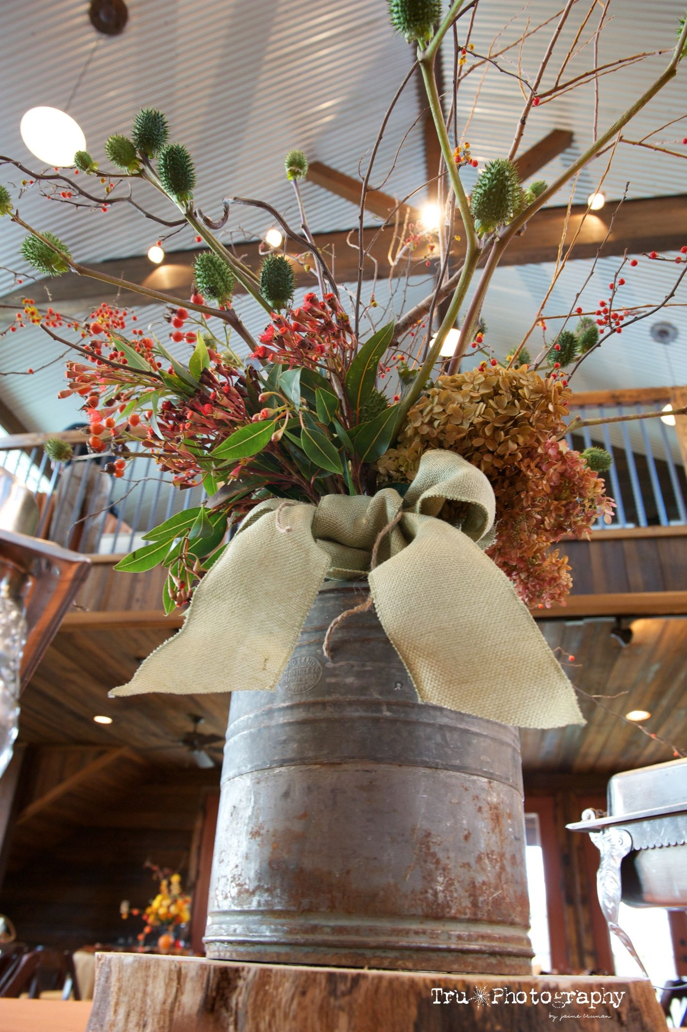 Appetizer Table Centerpiece Commands Center Of The Barn At