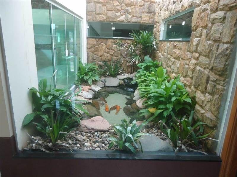 Como fazer um jardim de inverno 15 lindos modelos for Modelos de jardines interiores