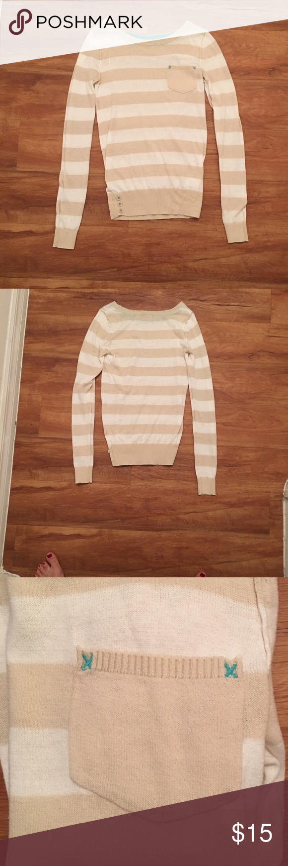 Long sleeve shirt Very comfortable shirt! In perfect condition! Tops Tees - Long Sleeve