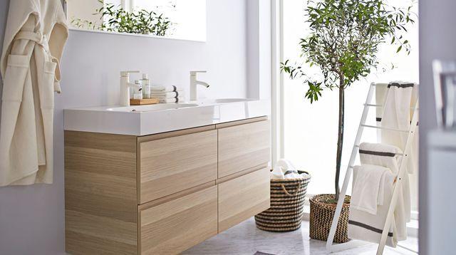 Deco salle de bain  esprit bord de mer tendance Bubble baths and Bath