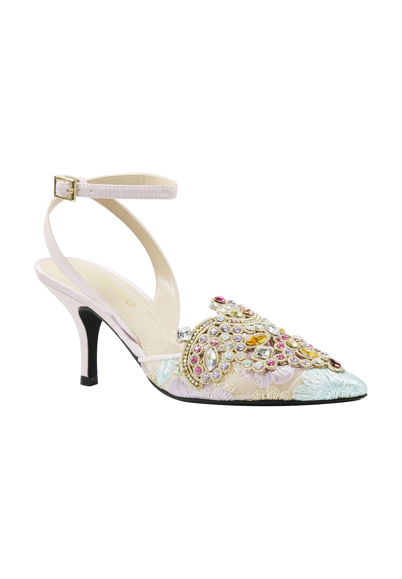 2433e6270f8e Desdemona Pumps by J. Renee - Women s Plus Size Clothing