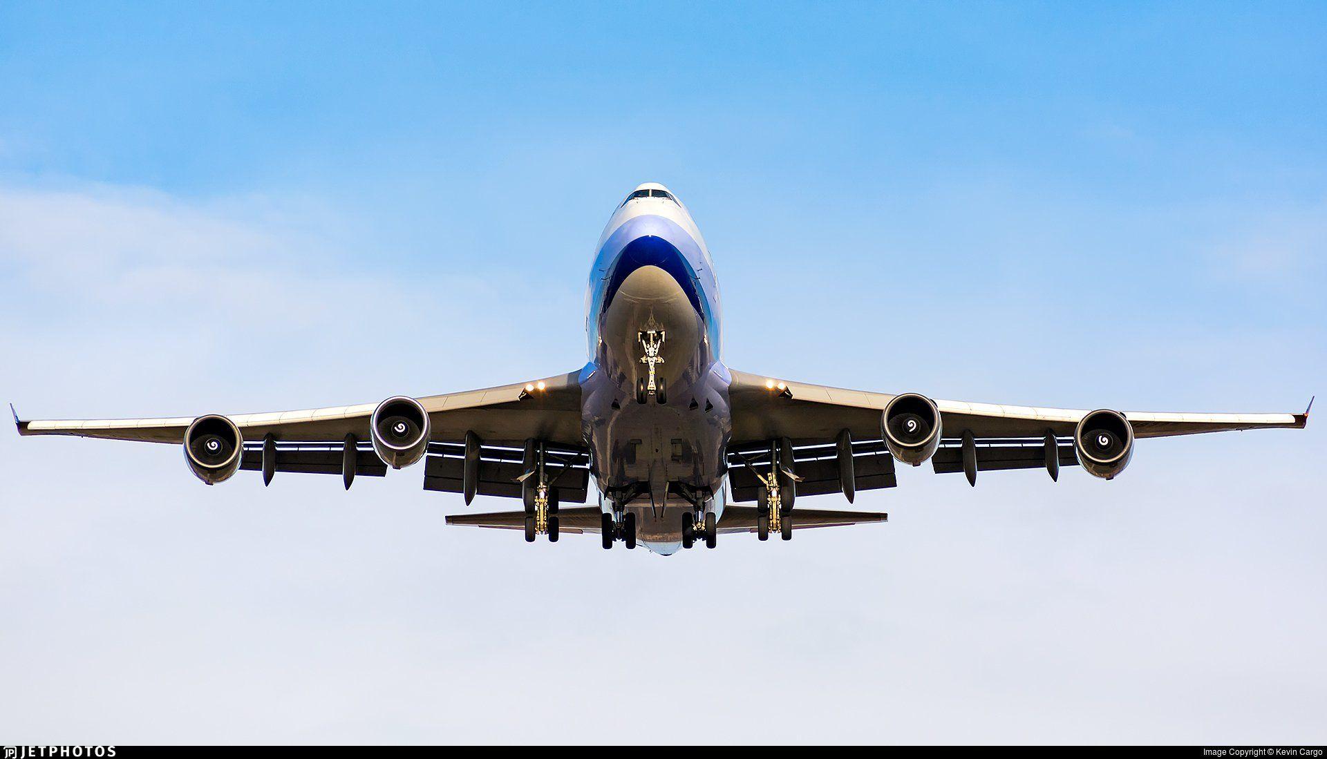 JetPhotosJetPhotos A China Airlines Cargo 747 landing