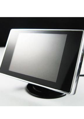 3 5 Tft Lcd 360 Drehbar Display Pkw Auto 12v Ruckparkhilfe