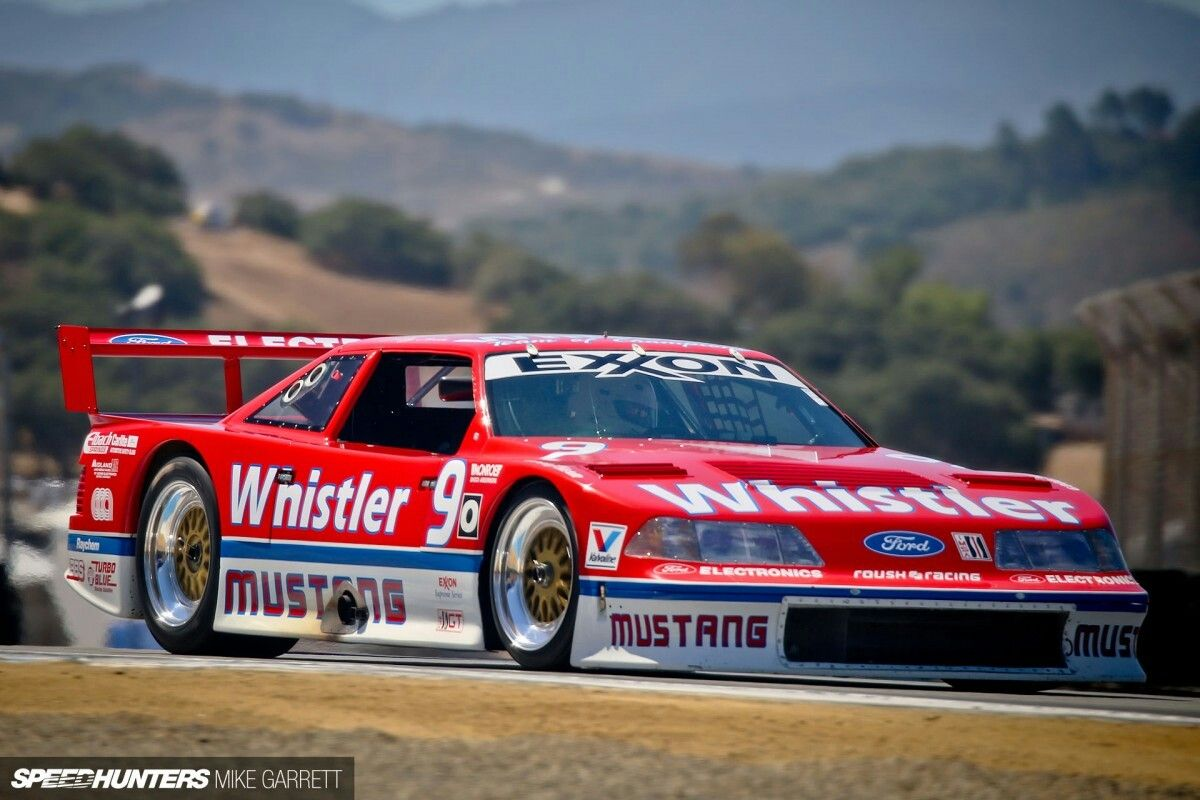 Throwback Thursday The Turbo Mustang You Didn't Know