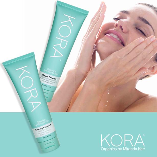 Kết quả hình ảnh cho Kora Organics Cream Cleanser