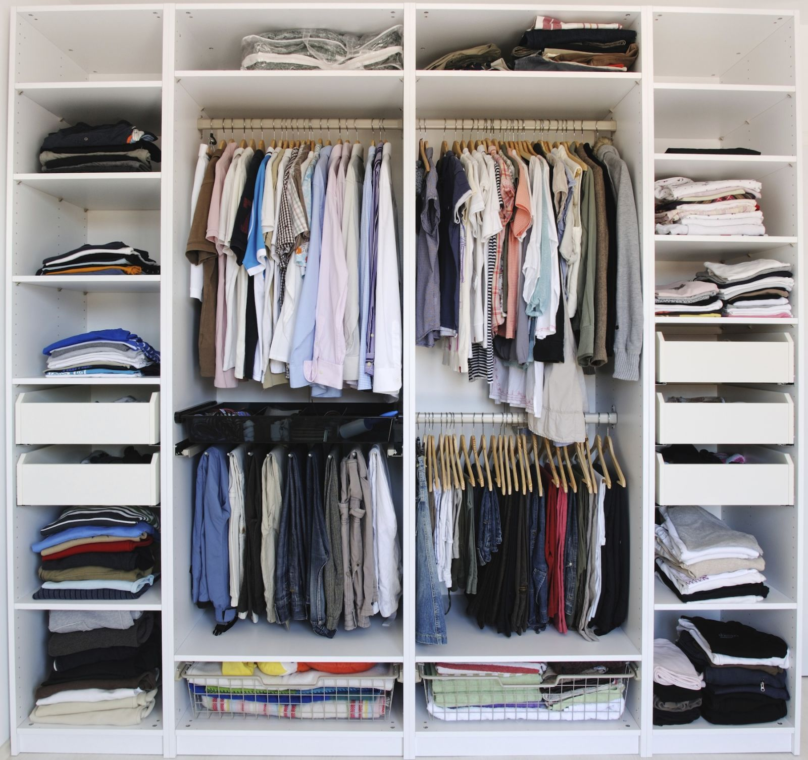 The 10 Commandments of Organizing  - ELLEDecor.com