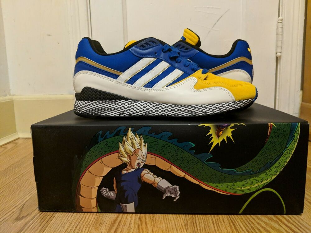 Adidas Originals Dragon Ball Z Oregon Ultra Tech Vegeta