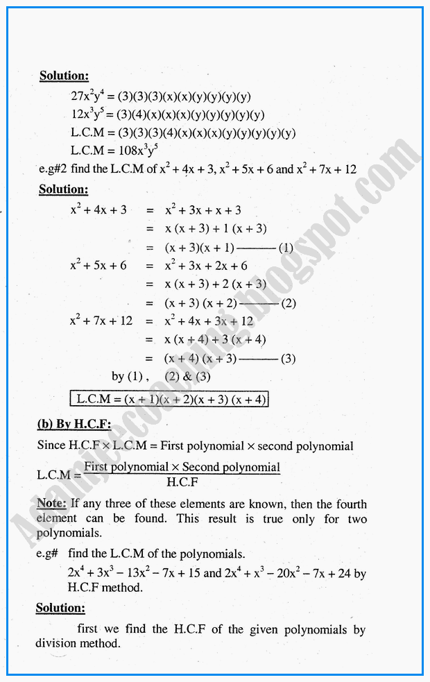 factorization-hcf-lcm-simplification-and-square-roots