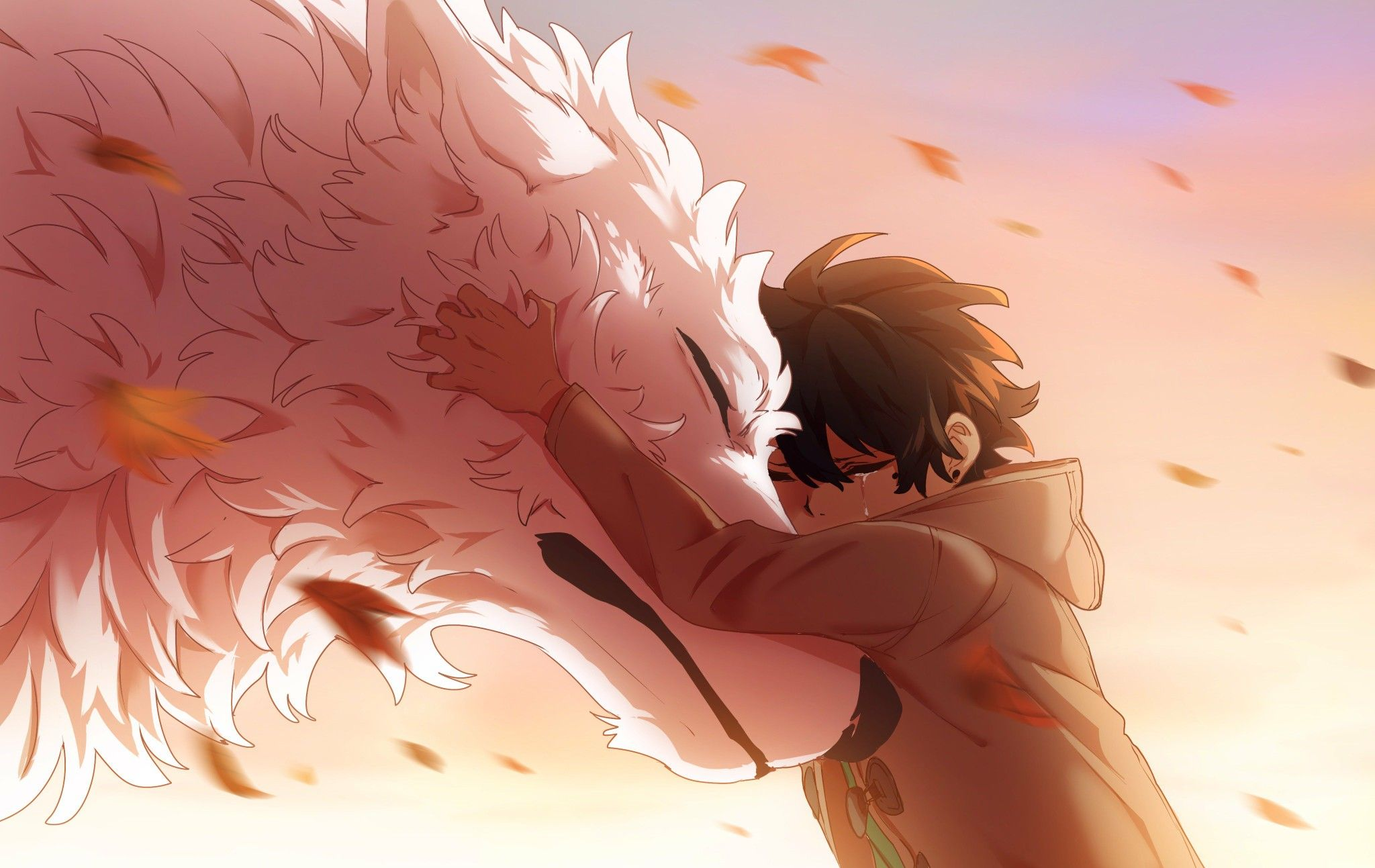 Lumine And Kody From Webtoon Emma Krogell Anime