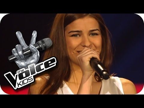 Little Mix - Wings (Saphira) | The Voice Kids 2014 | Blind Audition | SAT.1 - YouTube