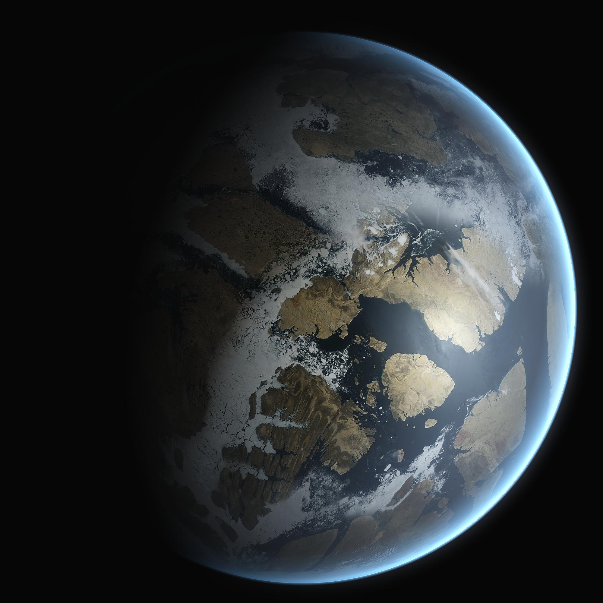 Ice Planet Stock by rich35211 deviantart com on @deviantART