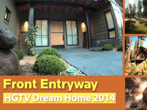 Front Yard Tour From Hgtv Dream Home 2014 Dream Home Home