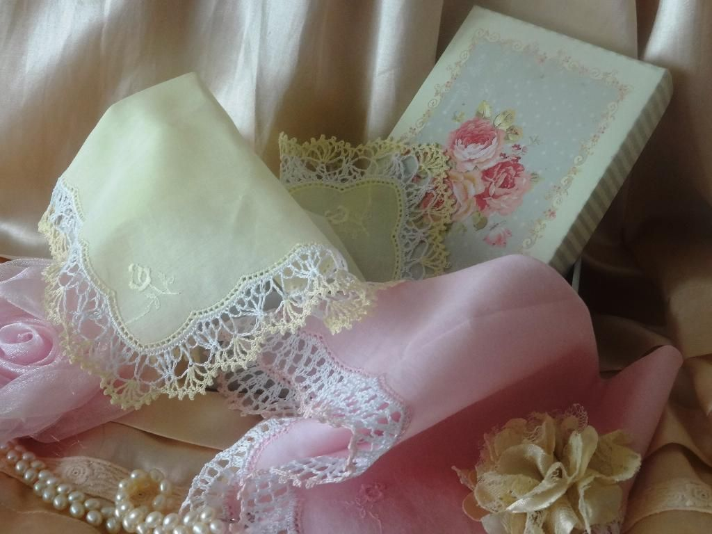 Схемы носовые платки