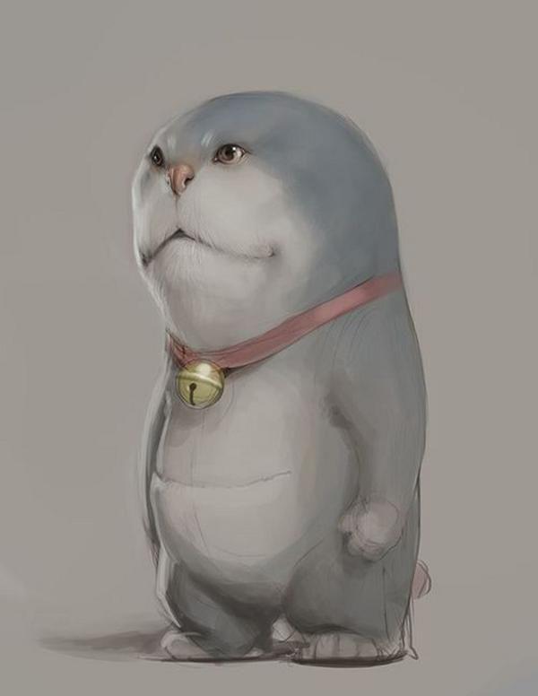カラパイア on twitter creature design cute art character design