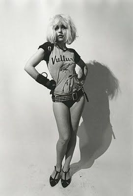 Blondie's Debbie Harry....She was one little sex kitten, that's for sure! -House Of Jeffers: 70s Fashion Icons That Still Rock!