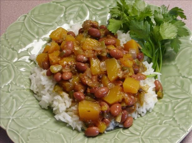Puerto rican beans and rice habichuelas rosadas recipe for Country living magazine recipes
