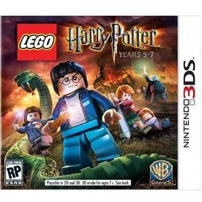 New - Lego Harry Potter Yrs 5-7 3DS by Warner Bros. - 1000198552 by Warner Brothers. $31.22. LEGO Harry Potter: Years 5-7 3DS