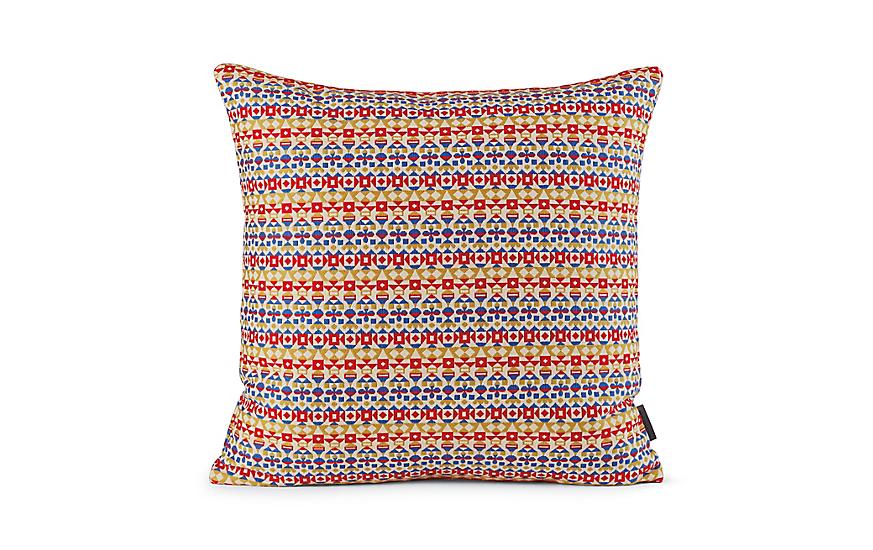 Maharam Pillow in Arabesque Design