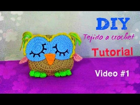 Monederos Tejidos A Crochet 2016-2017 - YouTube tejidos de croché