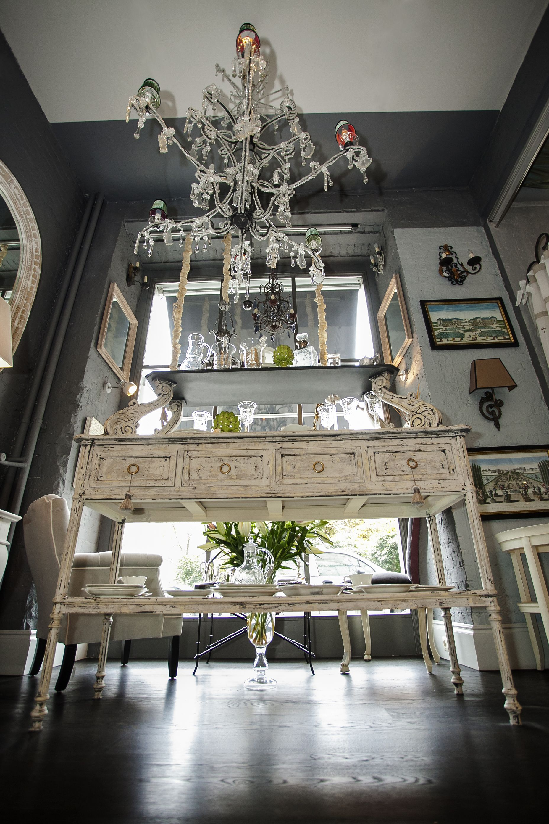 Showroom Mis en Demeure Varsovie Maison Creative - Ul. Mokotowska 45 ...