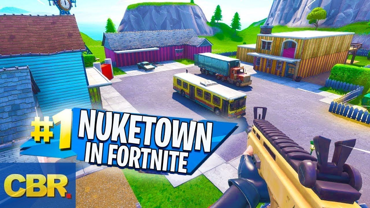 The 10 Best Fortnite Creative Mode Fan Made Maps Fortnite The Incredibles Old Map