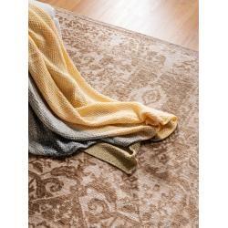 Photo of benuta Trends Flachgewebeteppich Tosca Beige 115×180 cm – Vintage Teppich im Used-Lookbenuta.de