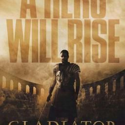 Gladiator 2000 Teaser Trailer Trailer Addict Gladiator Movie Movies Movie Posters