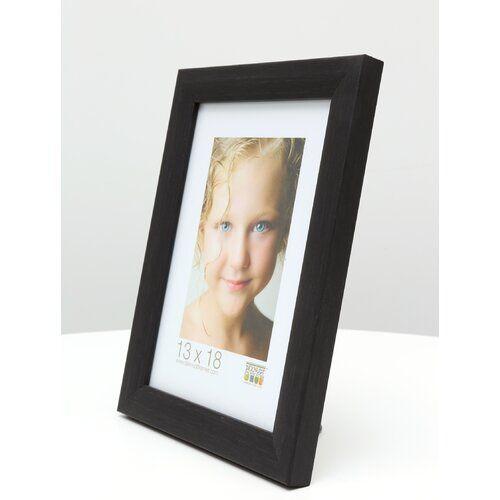 Photo of Stehrahmen Arcola 17 Stories Farbe: Schwarz, Größe: 23,2 cm H x 18,2 cm B x 1,5 cm T
