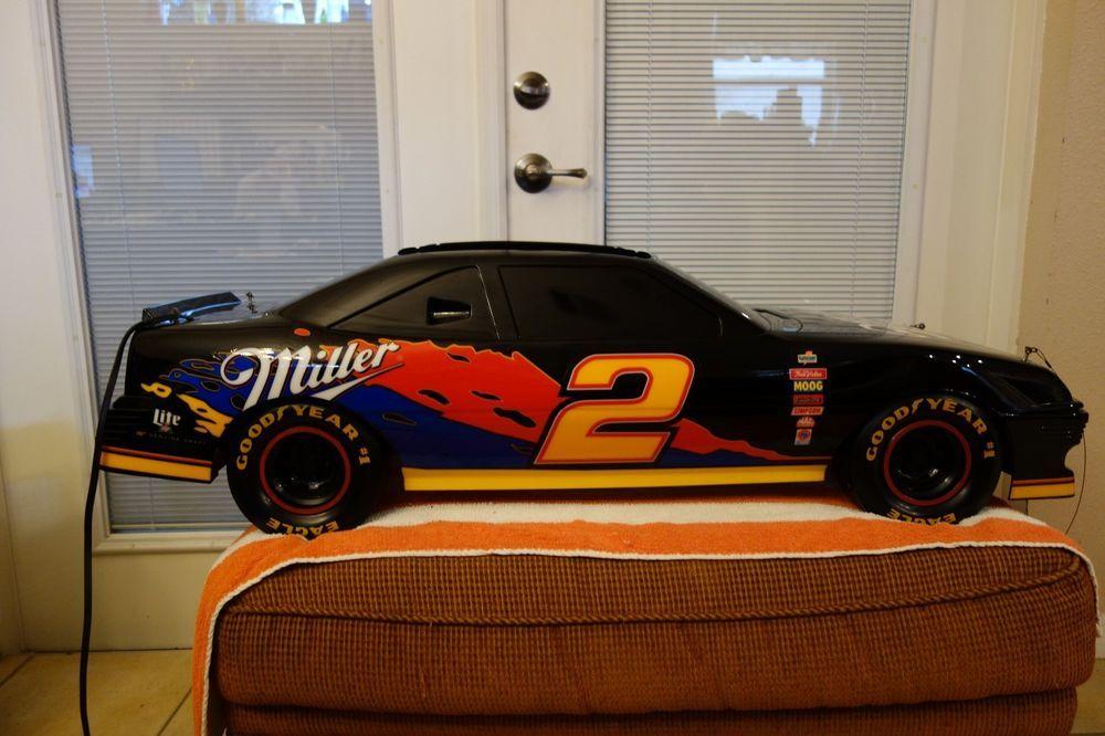 NASCAR Miller Genuine Draft MGD Rusty Wallace Pool Table Light - Nascar pool table light