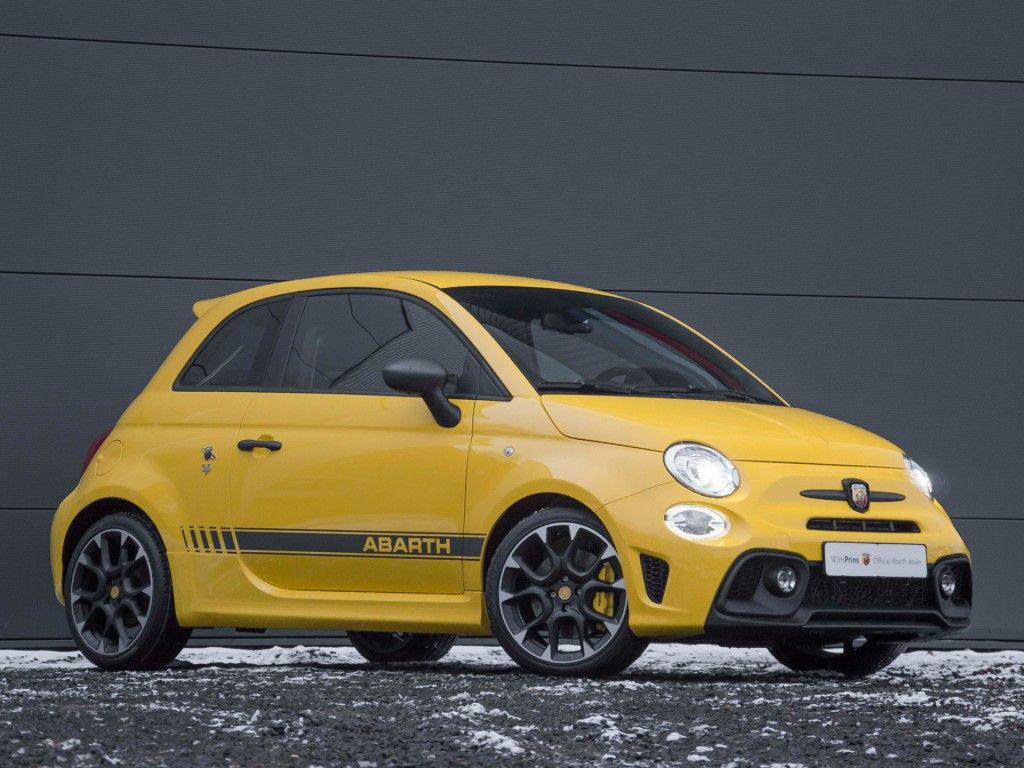 Abarth 595 Competizione Fiat 500 180pk Mta With Images Fiat