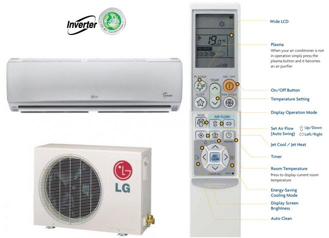 Split Air Conditioner Ductless Air Conditioner Split Air Conditioning System Air Conditioning System Ductless Air Conditioner Ductless