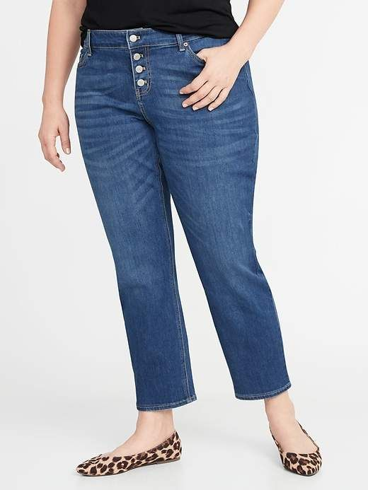 d668fd0f94170 High-Rise The Plus-Size Power Jean