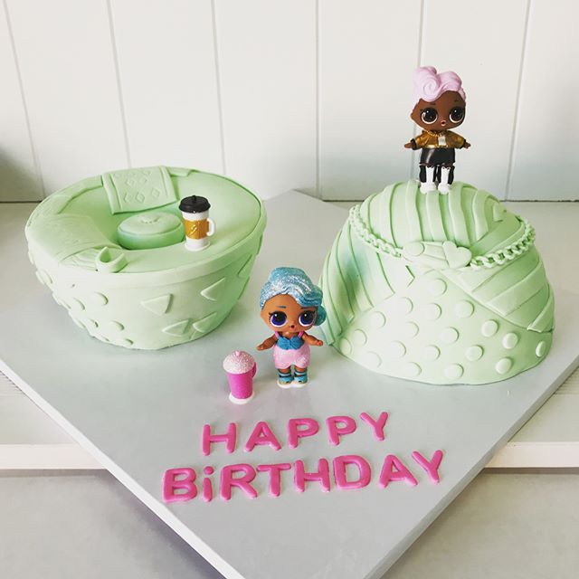 Lulu Birthday Cake