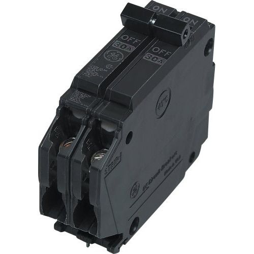 General Electric THQL21125 Circuit Breaker 2-Pole 125-Amp Thick Series