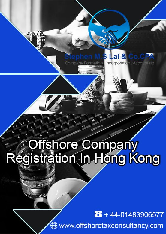 Want to open an offshore company in Hong Kong? We provide