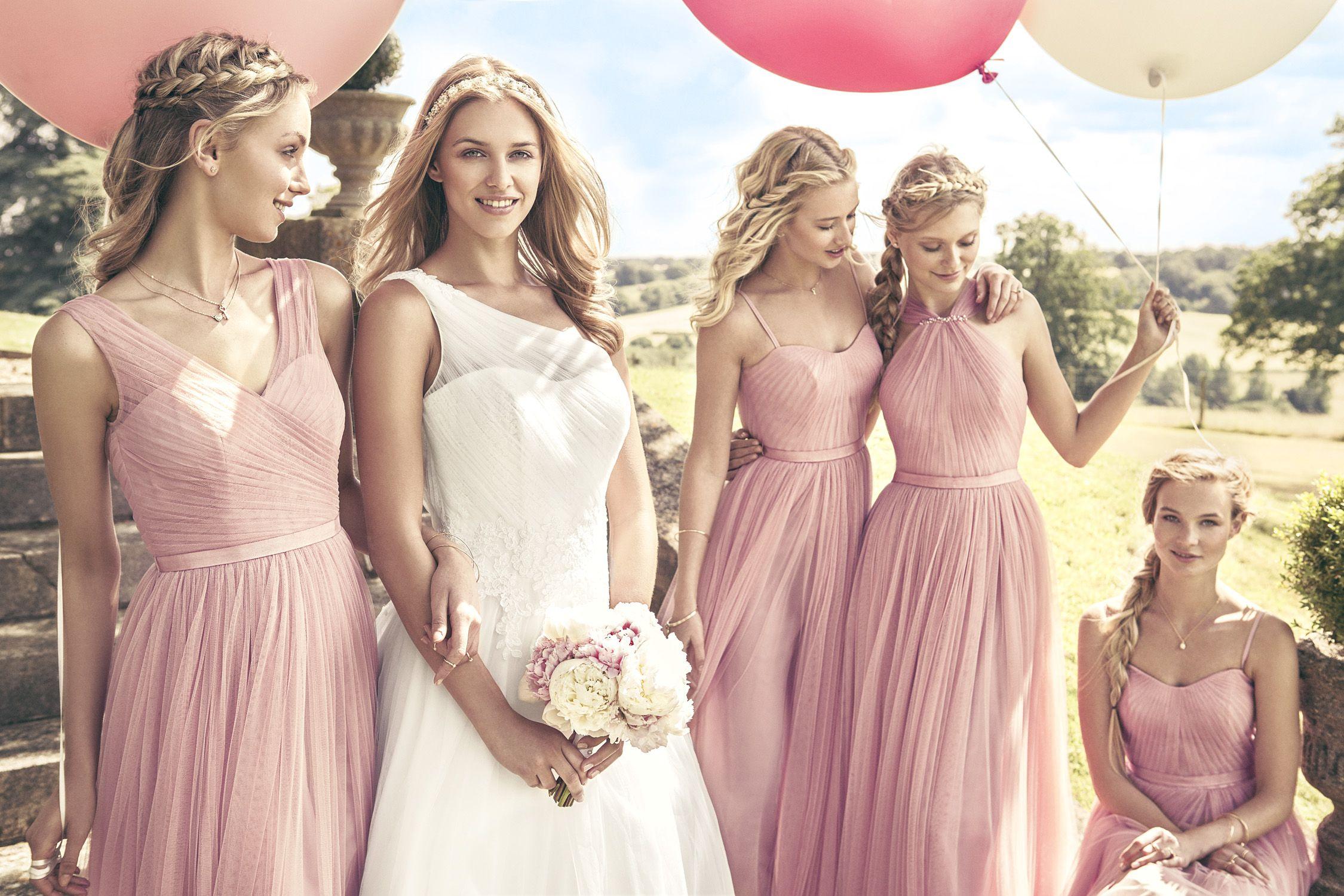 The kelsey rose bridesmaids 2015 collection wedding dresses | Damas ...