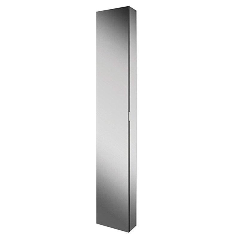 Hib Eris 30 Aluminium Tall Slimline Bathroom Cabinet