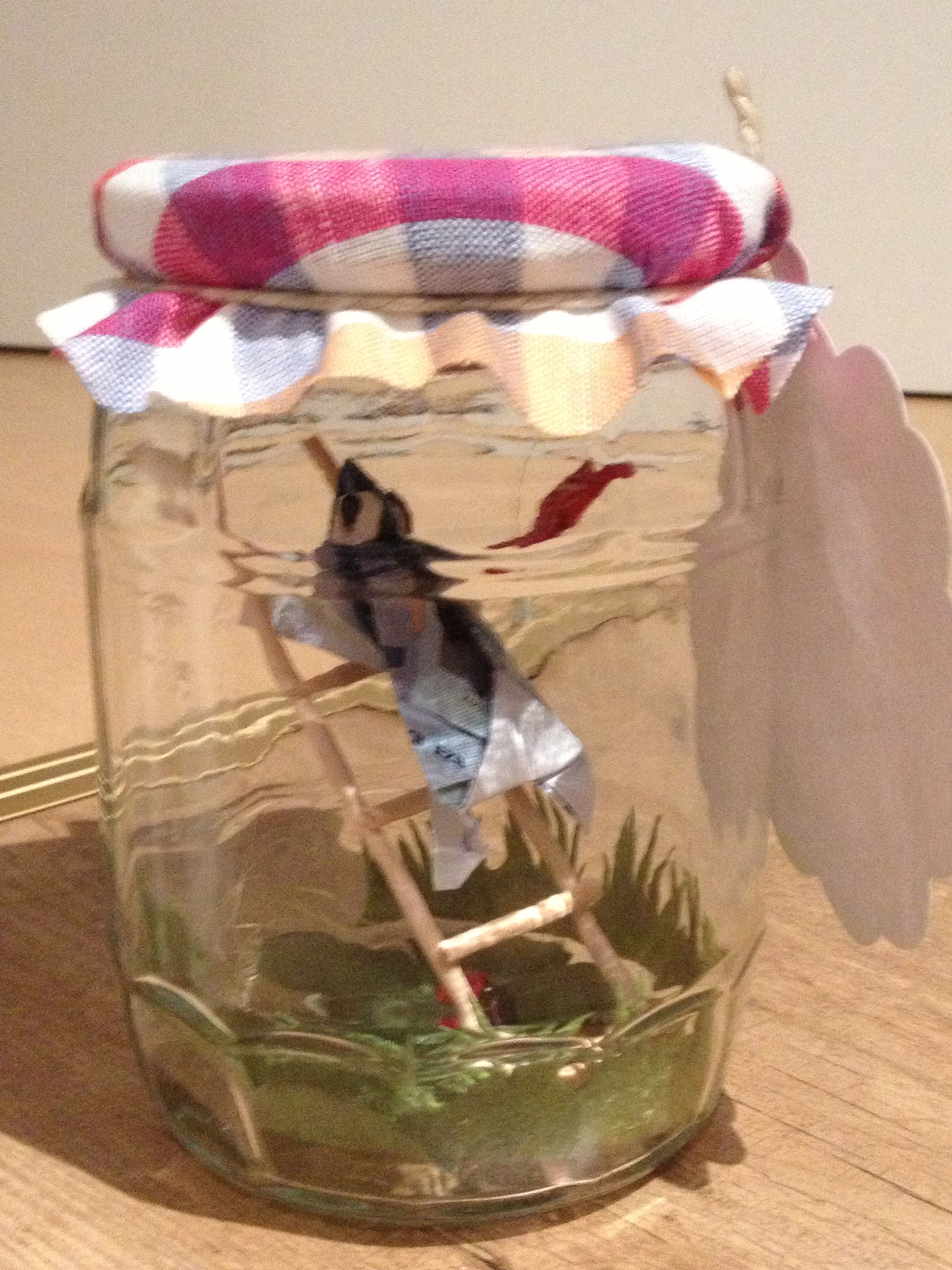 Money Frog Gift Geldgeschenk Frosch Im Glas Geldgeschenke