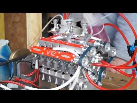 V12 163ccm - YouTube