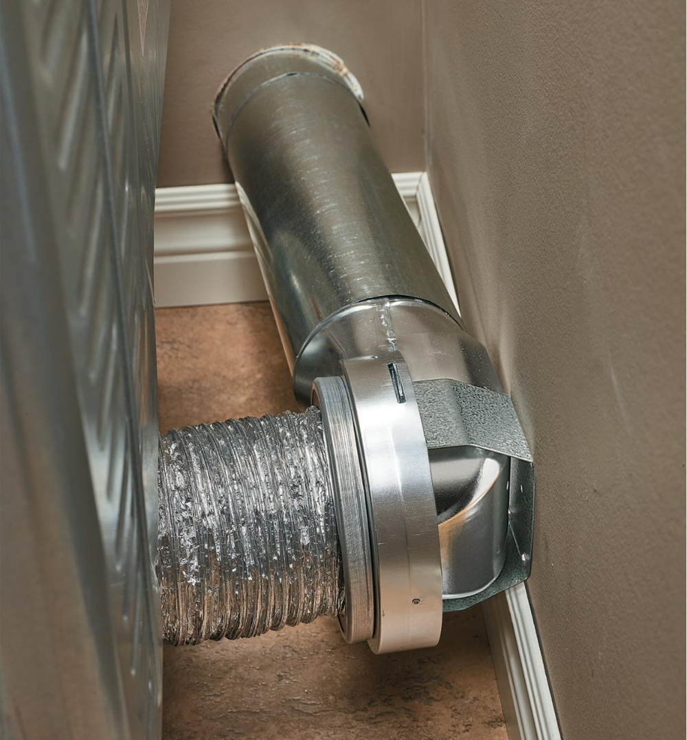 MagVent Dryer Vent Connectors in 2020 Laundry room